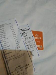 Cara atur duit di Luar Negeri (Thailand) dengan Jenius